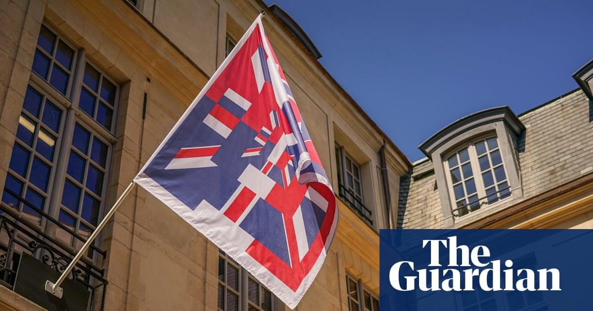 'We have to laugh': Brexit art show hits Paris