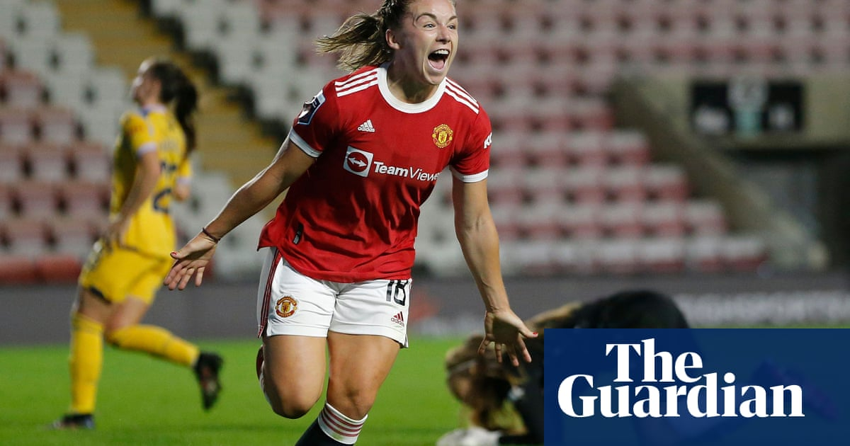 Kirsty Hanson: 'Manchester United turned me away but I kept coming back'
