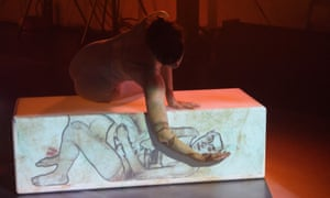 Contagion, performed at Gymnasium Gallery, Berwick-Upon-Tweed Barracks.