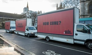 Justice4Grenfell campaign billboards