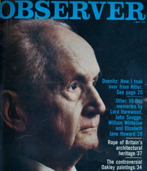 'The nine-day Fuehrer': Interview with Karl Doenitz, 4 May 1975.