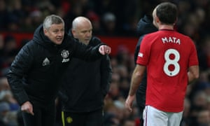 Ole Gunnar Solskjær says Manchester United should have won all six of the matches they have drawn so far this season.