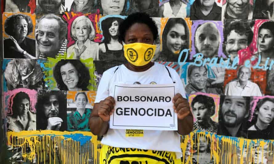 The civil rights activist Silva de Mendonça