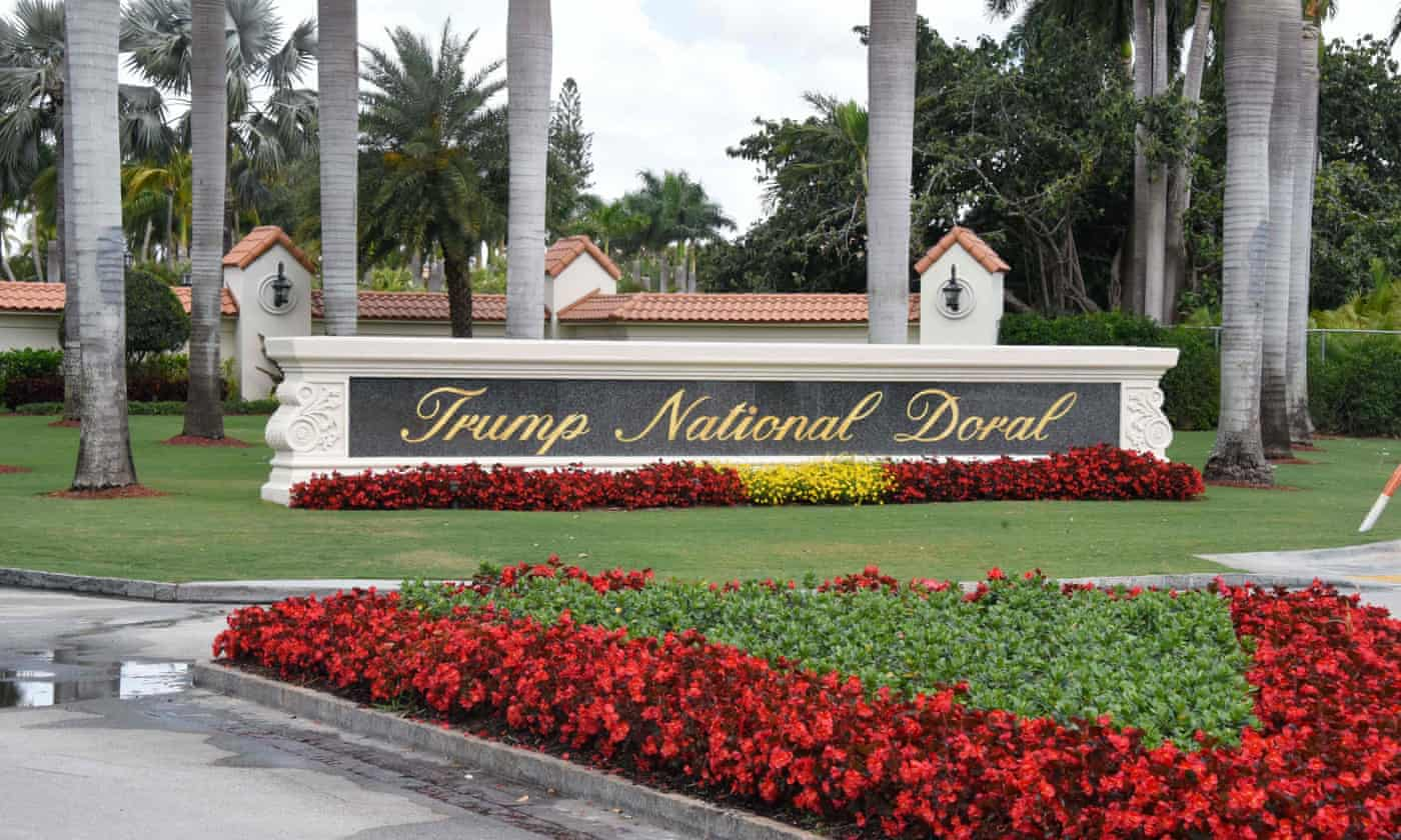 Trump chooses his own Florida golf resort as venue for next G7 summit