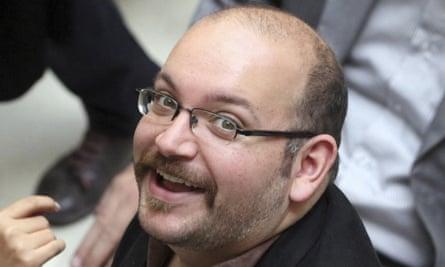Washington Post journalist Jason Rezaian in 2013.