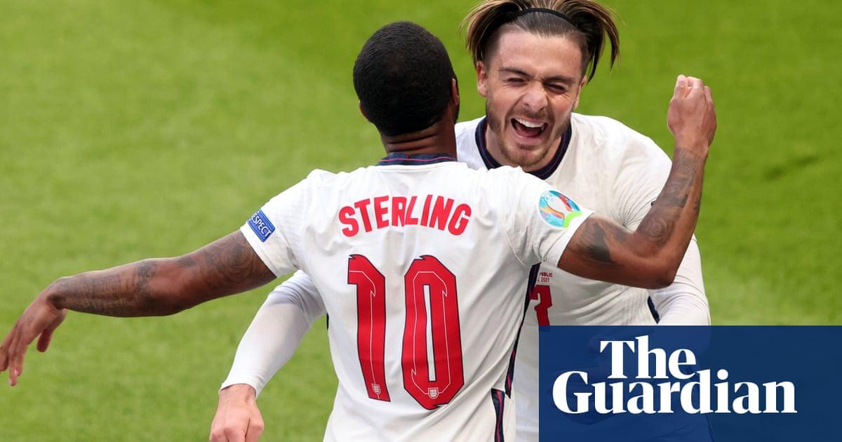'I just enjoy myself': Jack Grealish adapting to big stage with England