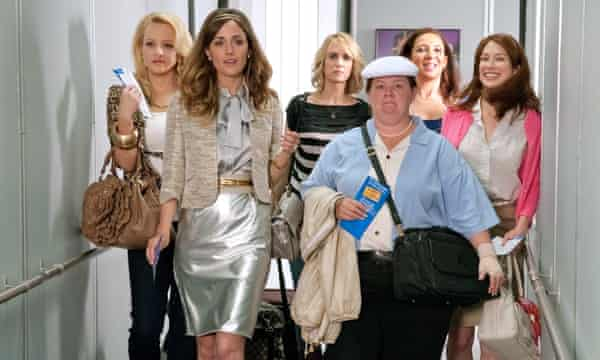 Bridesmaids gave us women with humour and sexual appetite.