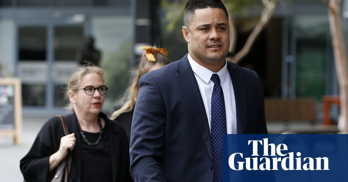 Jarryd Hayne tells rape trial alleged victim 'never said no' – The Guardian