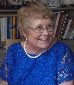 Janina Folta aged 79