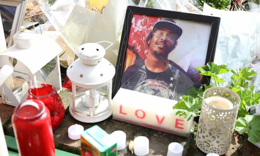 Abdikarim Hassan was killed in London in April this year. His death came amid a surge in violent crime