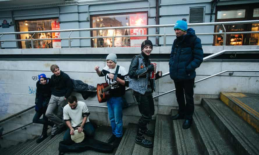 Vladivostok's locals have largely welcomed events that bring in foreign money