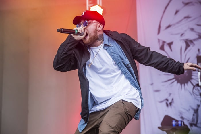 Mac Miller: grizzled determination made troubled star a rap