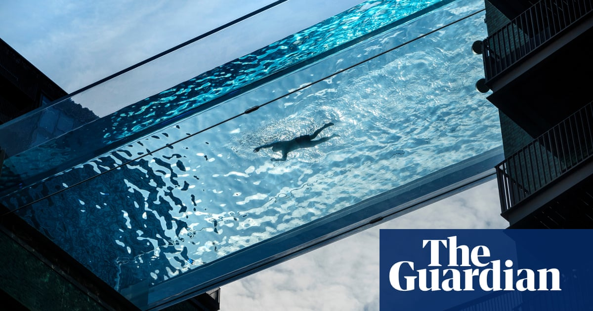 London 'sky pool' among wave of ever more implausible designs