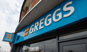 A Greggs bakery store