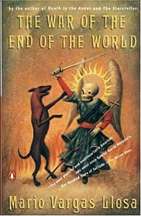 The War of the end of the World cover