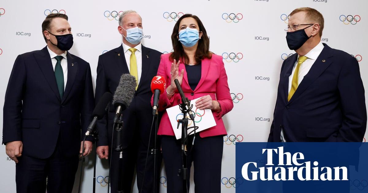 AOC boss John Coates orders Annastacia Palaszczuk to attend Olympic ceremony