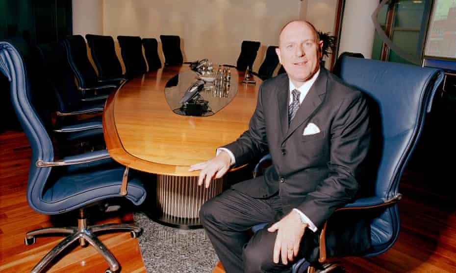 Peter Cruddas of CMC Markets