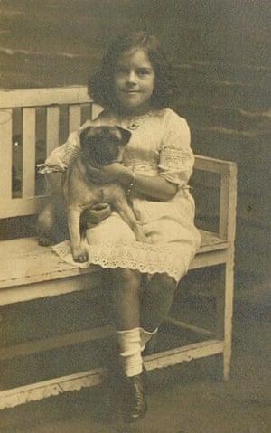 Olive de Winter Wayland, born 1907.