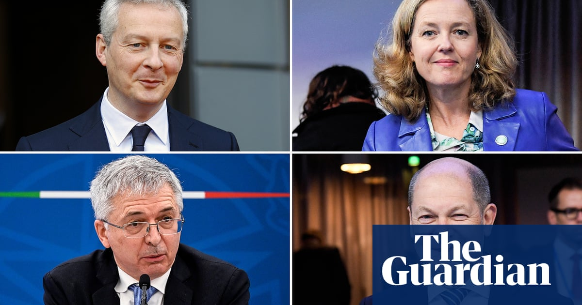 European finance ministers push for G7 tax abuse deal
