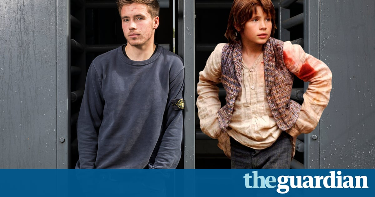 Burton's Will Miller: 'I definitely don't want to be known as Oliver Twist'