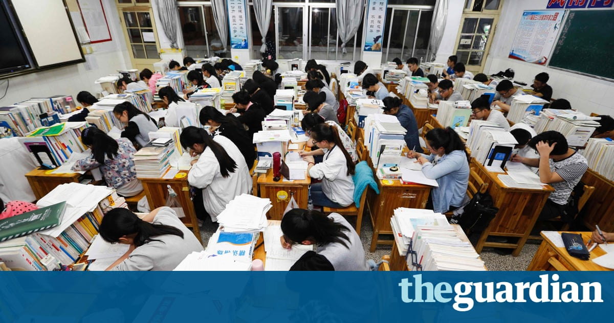 college entrance exam in china China will build a comprehensive new national college entrance examination system by 2020, minister of education chen baosheng announced at china's 19th party congress on thursday in june this year, the first batch of students sat the new pilot gaokao their experiences continue to generate.