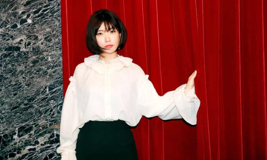 Mixing comedy and pain … Mieko Kawakami.