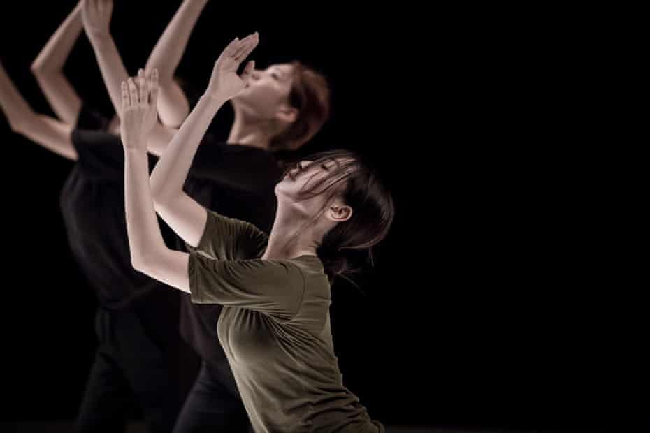 The Korea National Dance Company perform Immixture