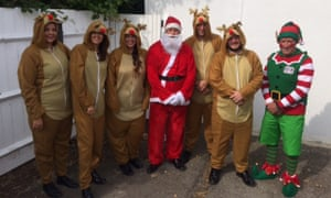 Co-op funeralcare Christmas in July