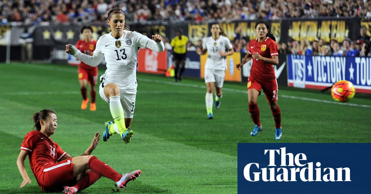 800e5b34046 The USWNT is a soccer team