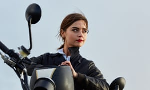 Clara (Jenna Coleman) in Invasion of The Zygons.