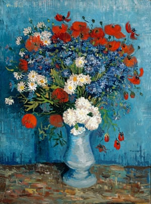 Van Gogh At The National Gallery Of Victoria In Pictures Art And
