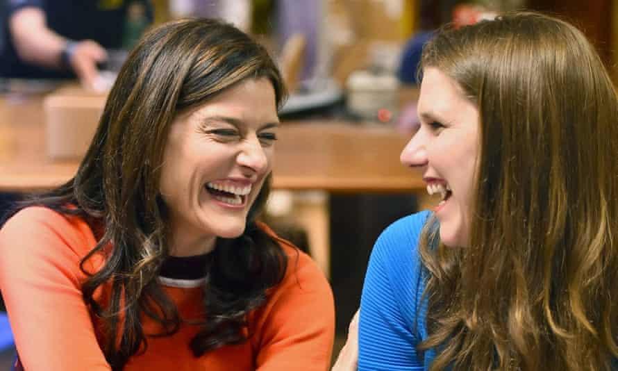 Miriam Gonzáles Durántez has been out backing female Lib Dem candidates.