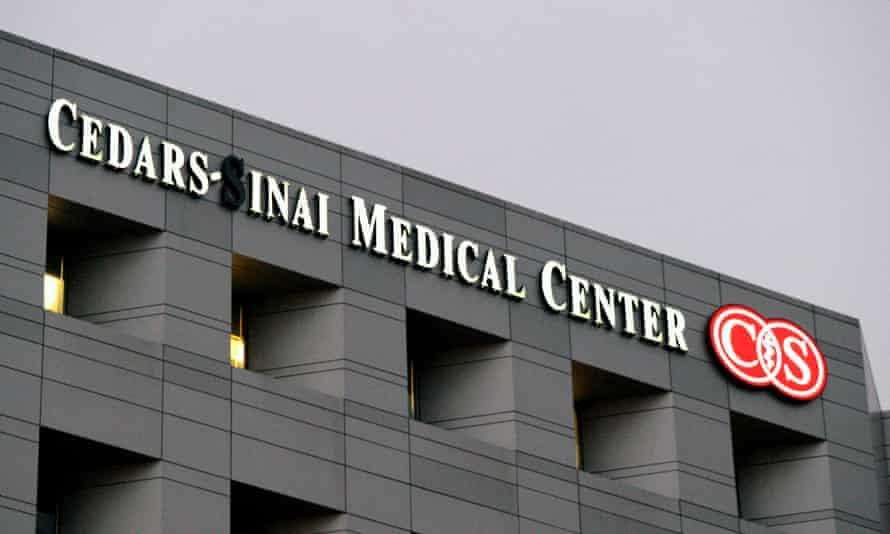 Cedars-Sinai Medical Center in Los Angeles.