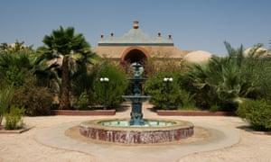 'Jewel-like with cool courtyards': Al-Moudira Hotel.