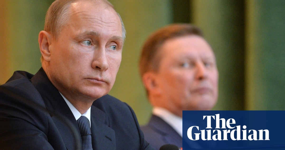 Putin S Purge Of Old Friends Points To Tightening Grip On Power Russia The Guardian