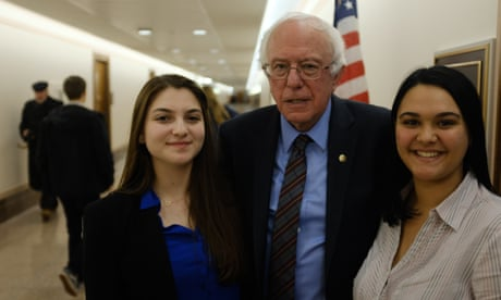 Parkland students interview Bernie Sanders: 'Your generation has the power to change America'