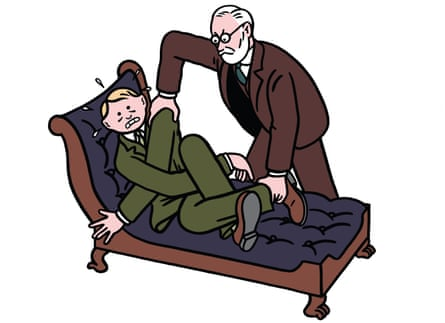 Peter Gamlen therapy illustration