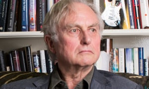 Richard Dawkins is recovering from a stroke at his home in Oxford.