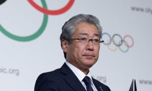 Tsunekazu Takeda, president of the Japanese Olympic Committee, said of the2020 bid payments that there was a 'full and proper contract and the monies were fully audited'.