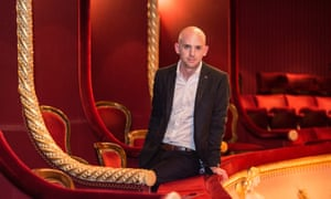 Surprise appointment: Oliver Mears the new director of opera at the ROH