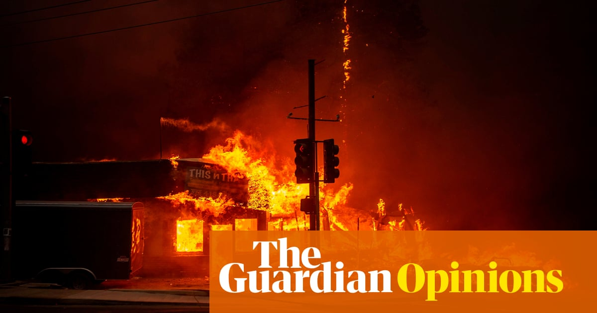 The ticking bomb of climate change is America's biggest threat | Michael H Fuchs
