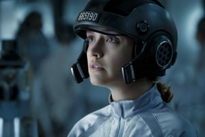 Olivia Cooke as Art3mis in Ready Player One.