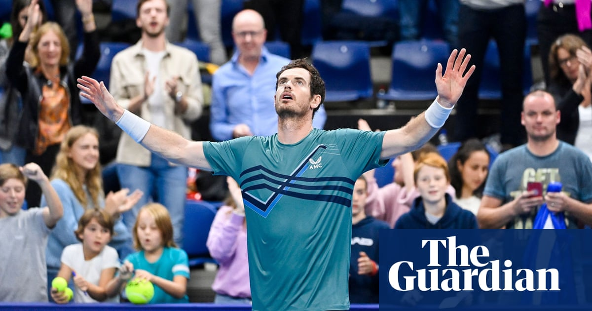 Andy Murray overcomes Frances Tiafoe in epic European Open encounter