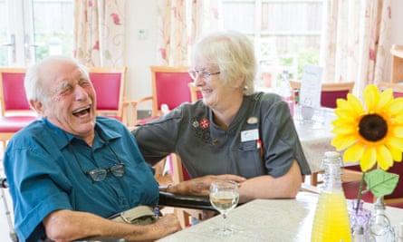 Older people elderly care
