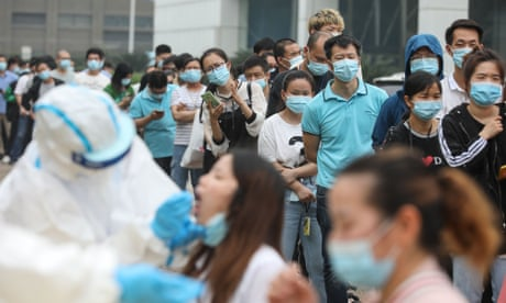 Coronavirus live news: US deaths headed for 100,000 by June, Brazil health minister resigns