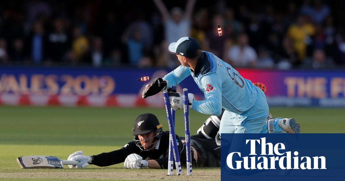 Jaw-dropping sport moments of 2019: England win the Cricket World Cup
