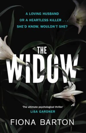 Book jacket of The Widow by Fiona Barton
