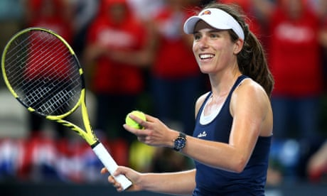 Johanna Konta unconcerned by prospect of Covid-19 waiver at US Open