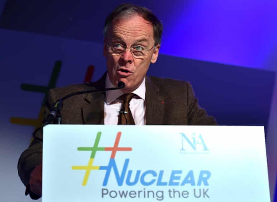 Vincent de Rivaz, chief executive of EDF Energy
