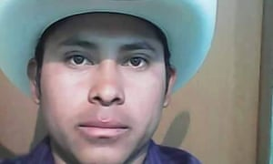 Filadelfo Martinez Gomez was 22 when he left his home in Honduras with just a change of clothes.